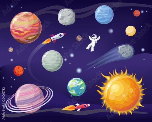 Kosmos i planety