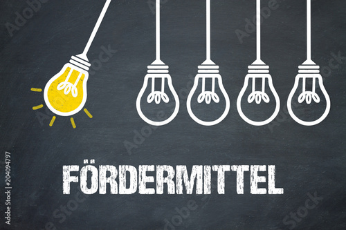 Fotografering  Fördermittel / Lampen / Konzept