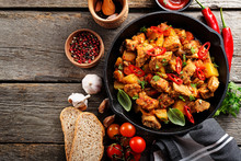 Traditional Goulash Stewed Mea...