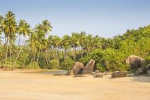 India, Goa, Agonda Beach