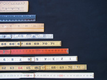 Rulers And Scales In Metric An...