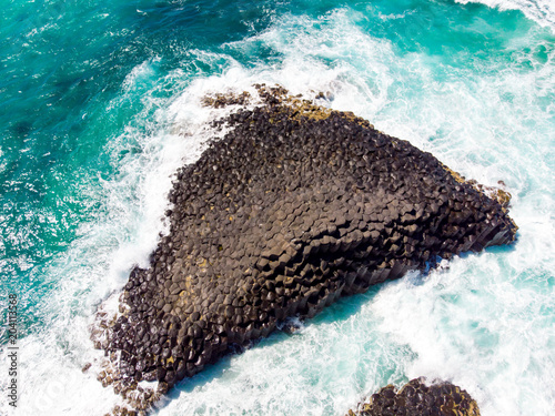 Poster Oceanië Fingal Head Lighthouse