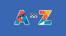 A-Z Concept Word Art Illustrat...