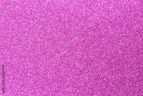 fuchsia glitter background in reflective and shimmering material