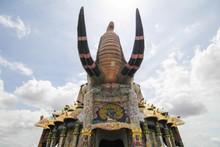 Wat Ban Rai, Dan Khun Thot, Korat, Thailand