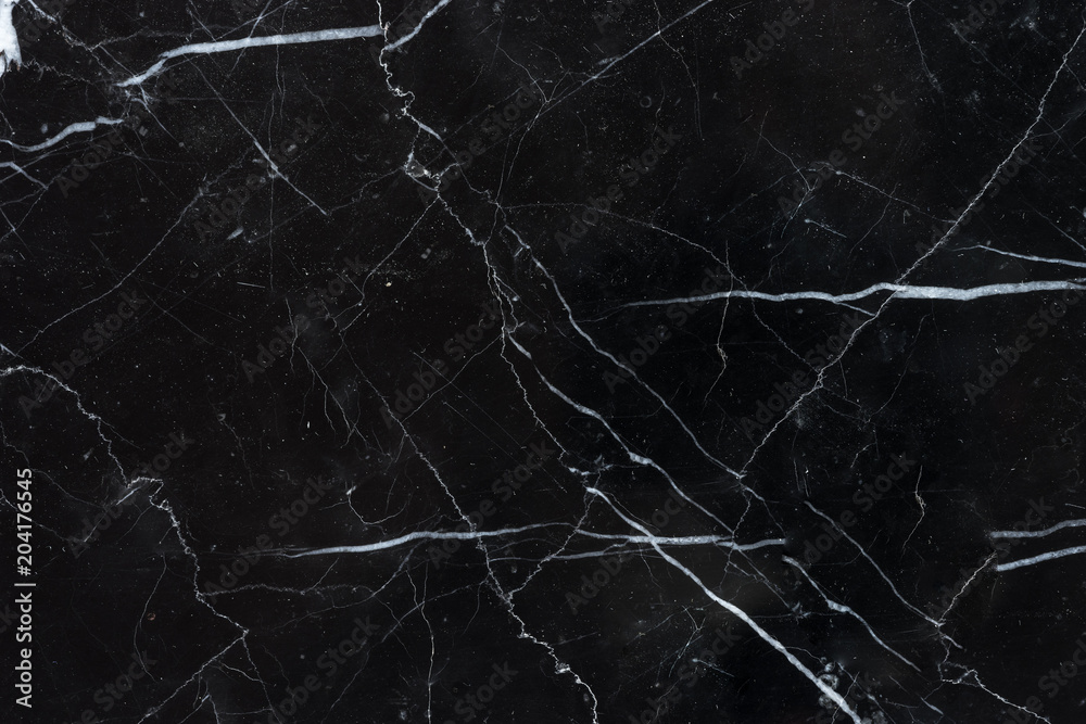 Fototapeta black marquina marble texture background