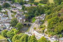 Beddgelert – Village In North Wales.