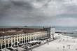 Praca do Comercio, Lisboa, Portugal, Europe
