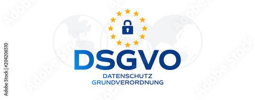 Cuadros en Lienzo  DSGVO / Datenschutz-Grundverordnung