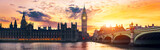 Fototapeta Big Ben - Big Ben and House of Parliament