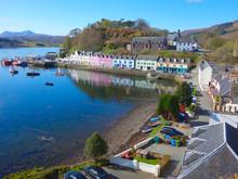 Portree , Isle Of Skye , Harbo...
