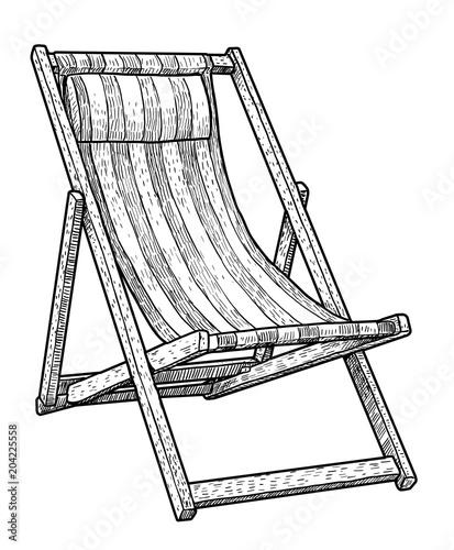 Beach Drawings Clip Art