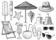Beach Accessories Collection I...