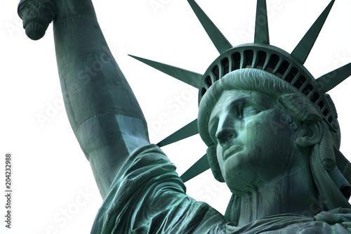 Fototapeta Statua wolności, Nowy Jork, USA obraz