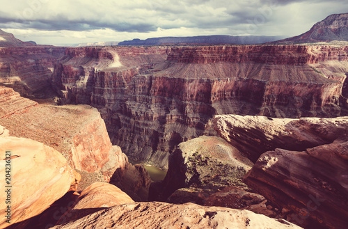 Poster Canyon Grand Canyon