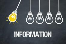 Information / Lampen / Konzept