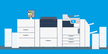 Office Professional Multi Function Printer And Scanner,