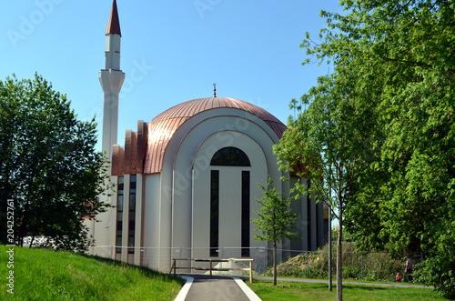 Vászonkép Ulu Moschee in Lahr