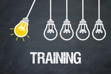 Training / Lampen / Konzept