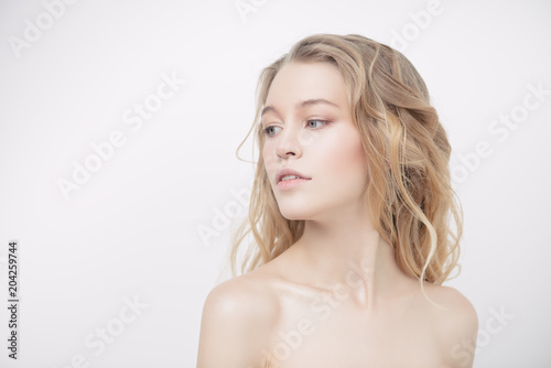 Poster Akt natural beauty concept