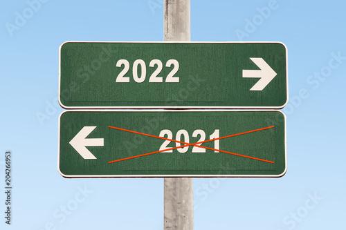 Schild 325 - 2022 Poster
