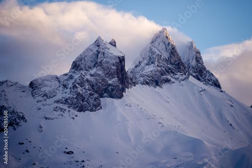 Fotografie, Tablou  Aiguille d'Arves