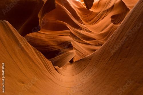 Tuinposter Centraal-Amerika Landen Antelope Canyon