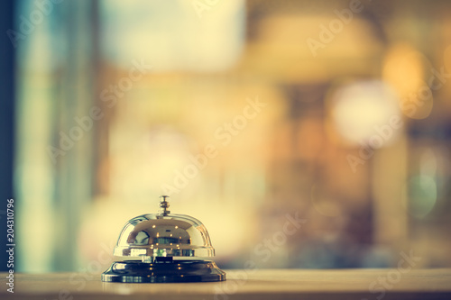 Photo  Bell call service