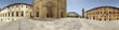 Arezzo, portale del duomo a 360 gradi