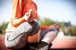 Meditation is good for health.