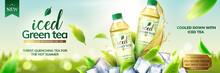 Iced Green Tea Ads