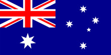 Flag Of Australia. Vector Illu...