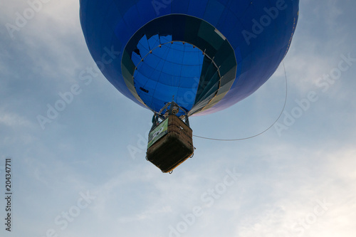 Foto op Canvas Luchtsport Hot Air Balloons