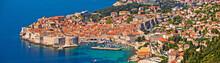 Historic Town Of Dubrovnik Pan...