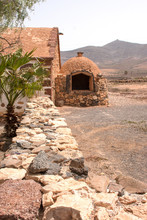 Traditional Oven  In Betancuri...