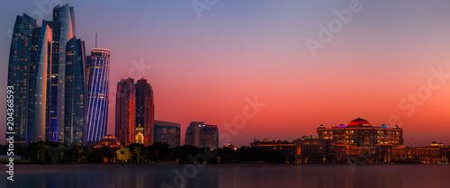 Emirate Palast Fototapet
