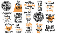 Hand Drawn Lettering Quotes Ab...
