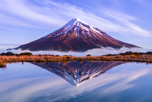 Mount Taranaki, New Plymouth