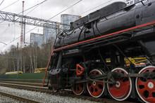 Active Retro Steam Locomotive ...