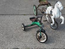 Retro Baby Tricycles