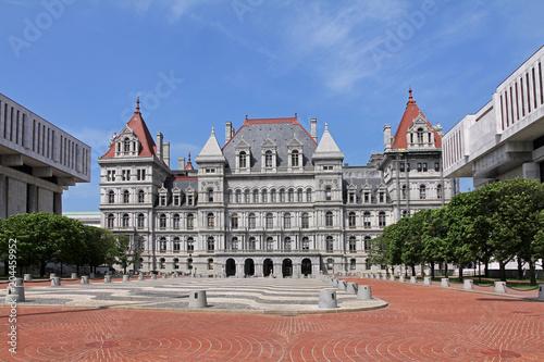 Fotografie, Obraz  New York State Capitol Building, Albany