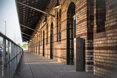 Staande foto Oude gebouw Altes Gebäude in Mainz