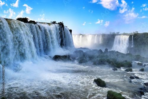 Cuadros en Lienzo Iguasu waterfalls