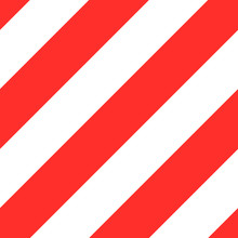 Red Diagonal Line Background Seamless Pattern Vector