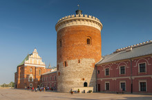 View Of The Lublin Royal Castl...