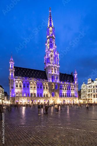 Papiers peints Bruxelles Brussels's Town Hall, Belgium