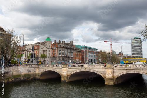 Zdjęcie XXL Bridge O'Connell Street Dublin