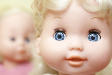 The Faces Of The Dolls.