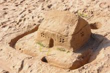 Sandcastle On The Beach, House