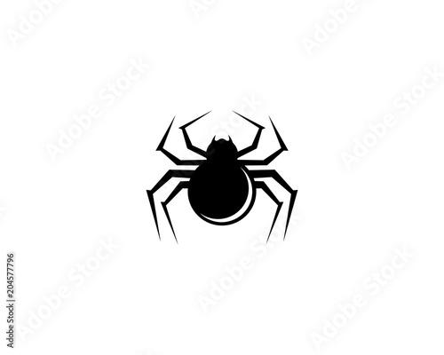 Photo Spider vector icon